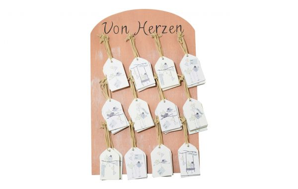 Wooden Hanger (Wedding)