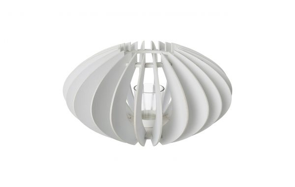 Wooden Lantern LOTUS