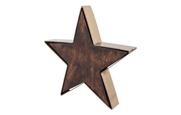 Wooden Star standing